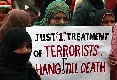 Pakistan Responds to the Peshawar School Massacre