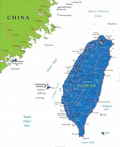 China's New Flight Routes Rile Taipei