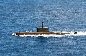 Thailand Eyes Submarine Fleet