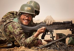 Can the Afghan Army Prevail on the Battlefield?