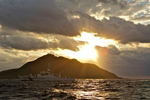 East China Sea Update: A Chinese Submarine Off the Senkakus and an Oil Spill