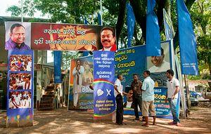 Sri Lanka: A Free and Fair Election?