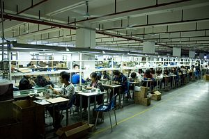 Can the US Condition East Asian Labor?