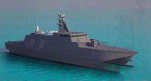 No, Stealth Missile Corvettes Won't Help Taiwan