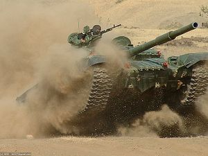 The Main Battle Tanks of Asia: Junk or Still Useful?