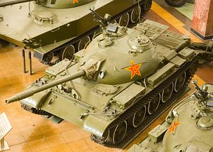 Main Battle Tanks in Asia: Useful Junk