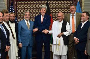 Ashraf Ghani and a Game of Fiefdoms
