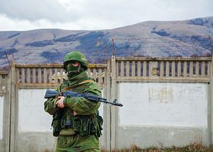 What the Ukraine Crisis Means for Asia