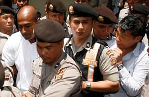 Australian Pair Facing Execution in Indonesia