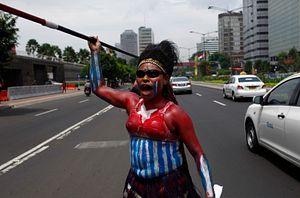 Papua's Hidden Past Haunts Jokowi Presidency