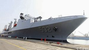 The Taiwanese Navy's Newest Ship: The Panshih