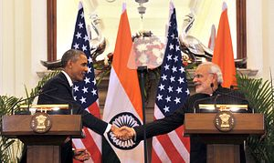 Obama's India Visit: An Indian Foreign Policy Tilt