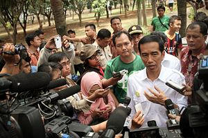 What Does Jokowi's New Cabinet Mean for Indonesia?