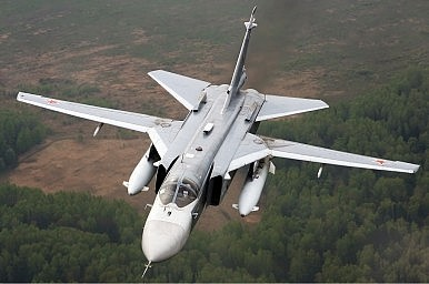 Russia Considers a Fighters-For-Food Deal with Argentina
