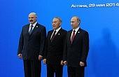 Kazakhstan's Economic Outreach