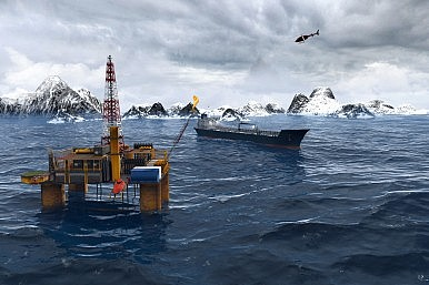 Russian Sanctions, China, and the Arctic