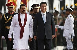 China, India and the Sri Lanka Elections
