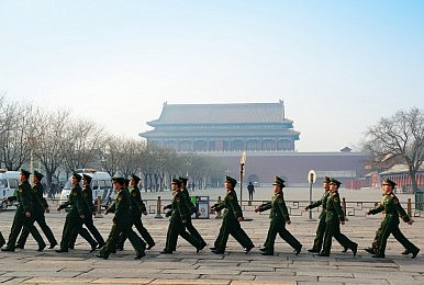 The Decline of China's Princeling Generals