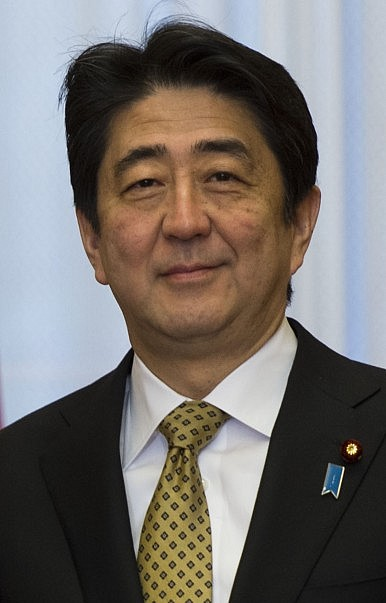 Remorse Without Apology: Shinzo Abe and the Second World War