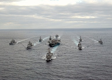 The Pentagon Just Dropped the Air Sea Battle Name