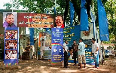 Sri Lanka: A Free and Fair Election?