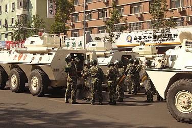 China's 'Protracted War' in Xinjiang