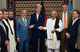 Ashraf Ghani and a Game of Fiefdoms