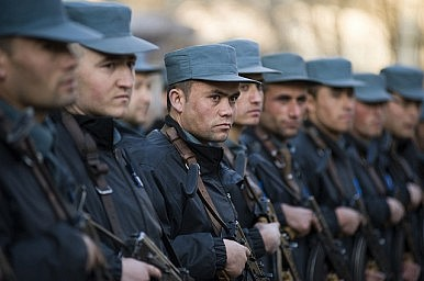 Over $300 Million in US Money for Afghan Police May Be Wasted