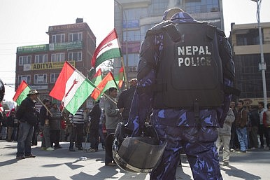 Nepal Strikes to Protest Constitutional Assembly
