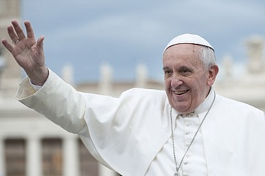 Pope Francis Begins Asia Tour in Sri Lanka