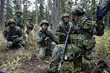 To Shoot or Not to Shoot?: Japanese Legislators Debate SDF Weapons Use