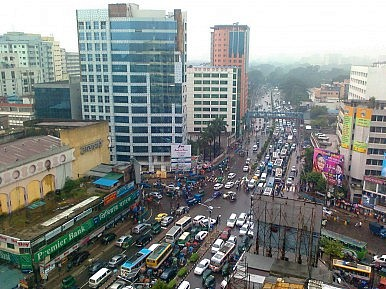Political Violence Grows in Bangladesh