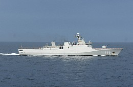 Indonesia's First SIGMA 10514 Warship Completes Sea Trials
