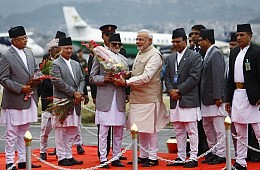 Nepal and the Great Power Courtship