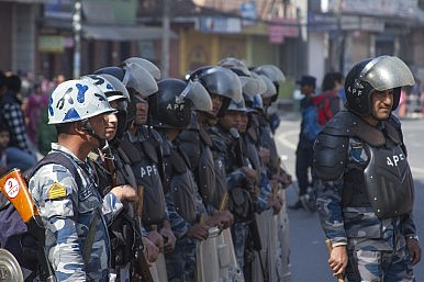 Protests, Constitutional Assembly Turn Violent as Nepal Nears a Constitution