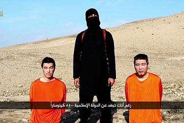 Islamic State Threatens to Kill Two Captured Japanese Citizens