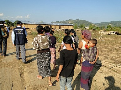 Questions Remain Over Chinese Involvement in Myanmar Violence