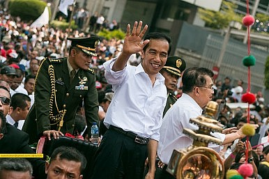 Indonesia: Police Chief Scandal Jokowi's First Real Test