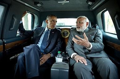 Obama, Modi to Appear on Indian National Radio Together