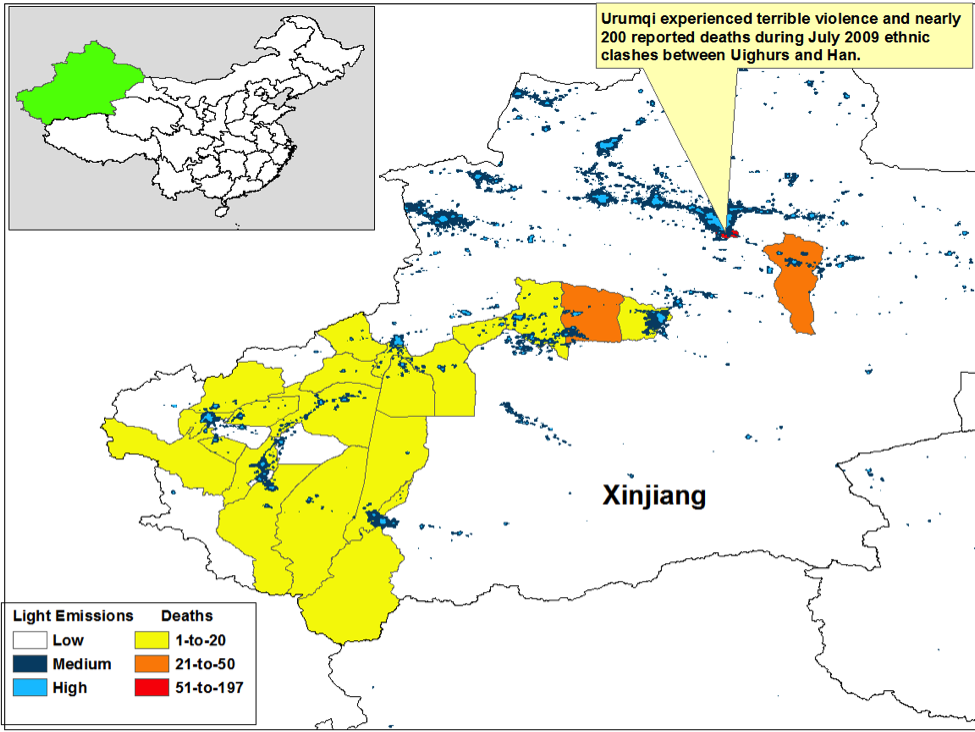 Map Xinjiang.Beijing S Xinjiang Policy Striking Too Hard The Diplomat