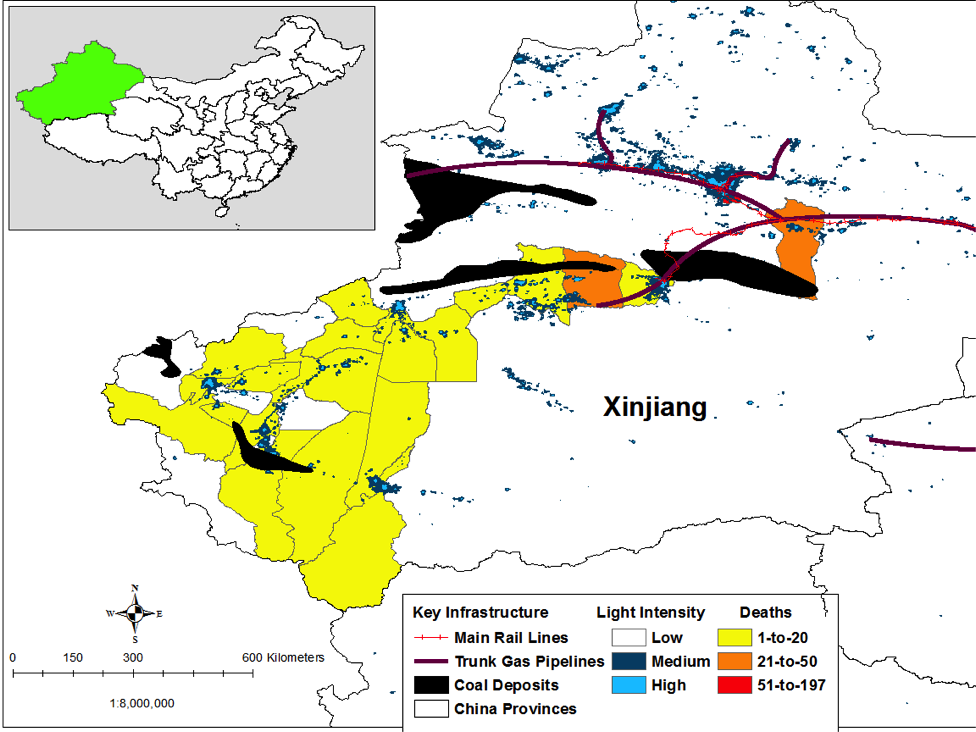 Beijings Xinjiang Policy Striking Too Hard The Diplomat