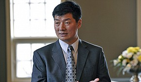 Interview: Lobsang Sangay