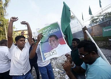 Sri Lanka's Uncertain Road Ahead