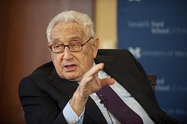 Henry Kissinger and the China-North Korea Reality