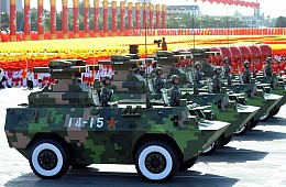 What Countries Will March in China's WW2 Anniversary Military Parade?