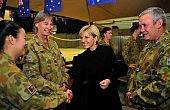 Julie Bishop Visits Afghanistan, UAE