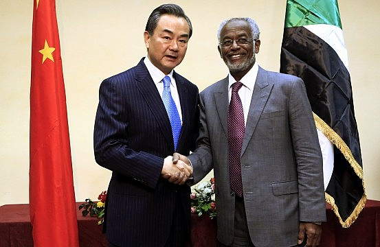 China: Embracing Africa, But Not Africans