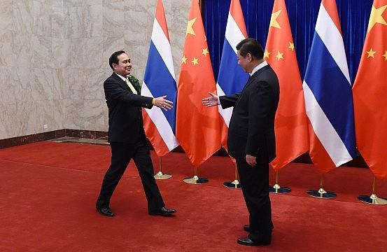 China's Alternative Diplomacy
