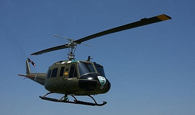 Vietnam Grounds Its Huey Choppers