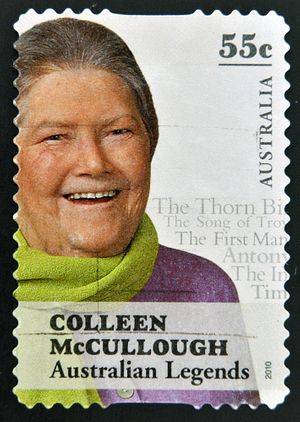 Remembering Colleen McCullough